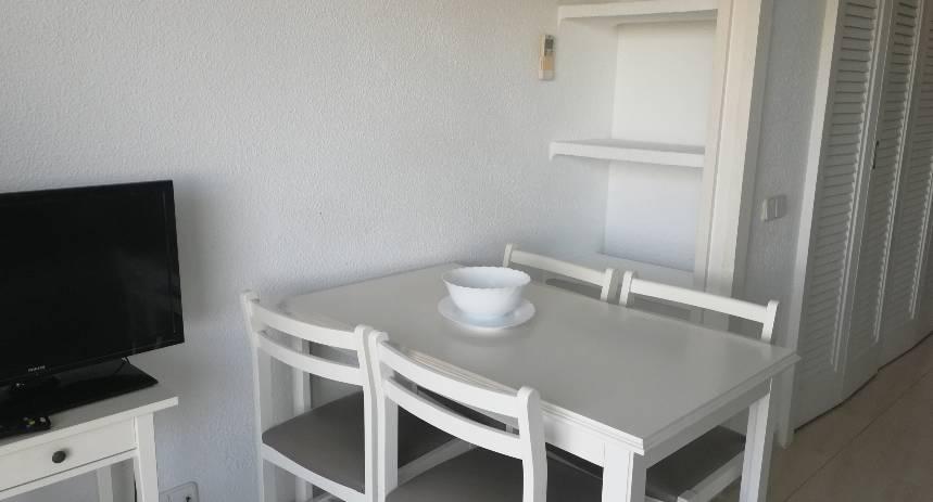 Moderno estudio renovado en Edificio Siesta-1, Puerto Alcudia