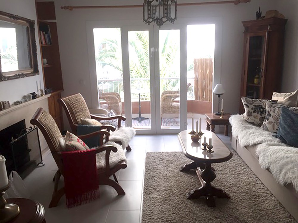 Apartamento renovado muy acogedor de 2 dormitorios en Puerto de Alcudia, Mallorca