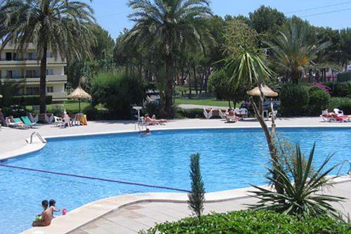 Siesta 3 Anlage, Alcudia, Mallorca - Pool